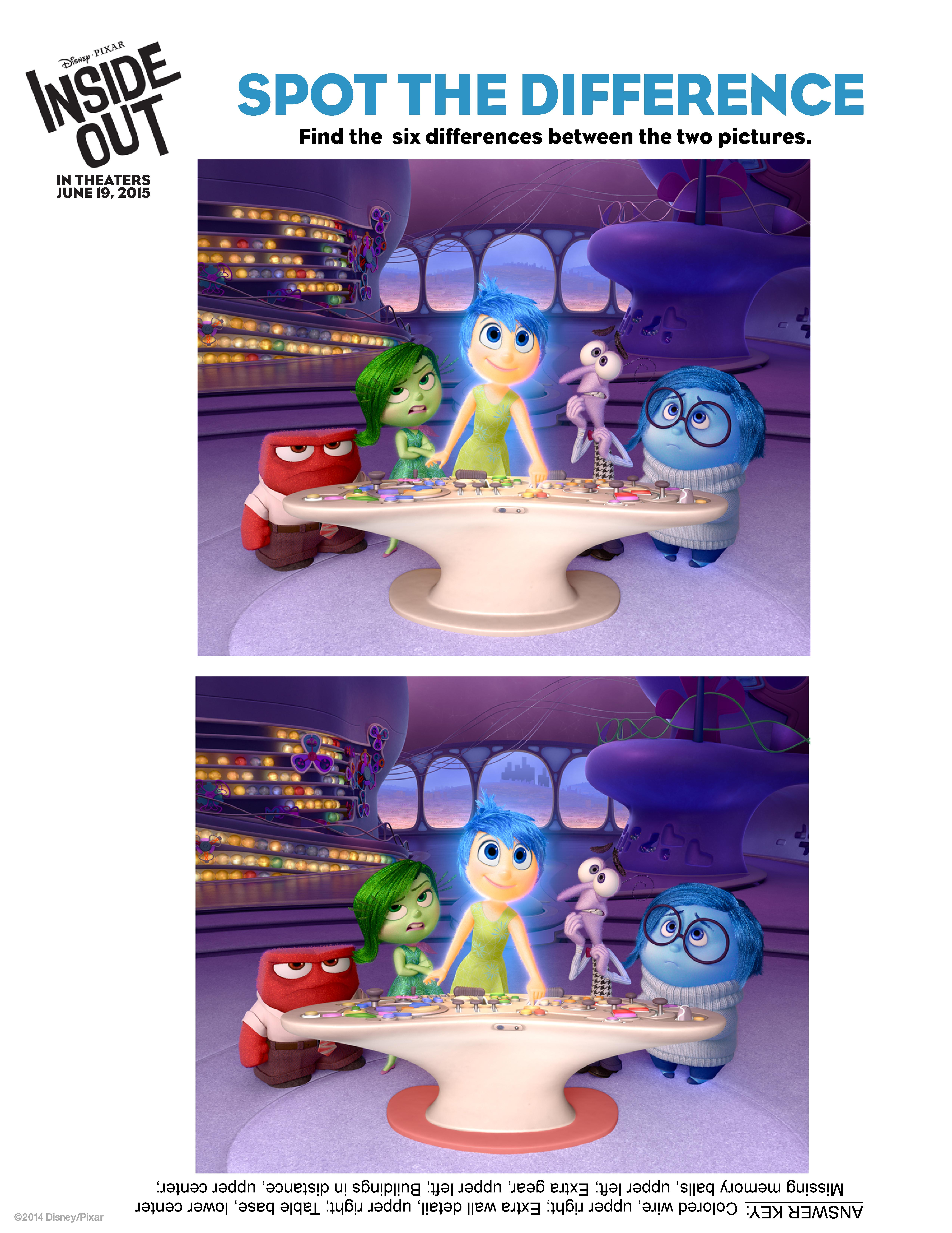 Disney coloring inside out - Disney Inside Out Coloring Book In In In Inside Out Colouring In Games Get It