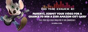 'Do the Chuck E.' Dance {Plus #Giveaway} #DoTheChuckE