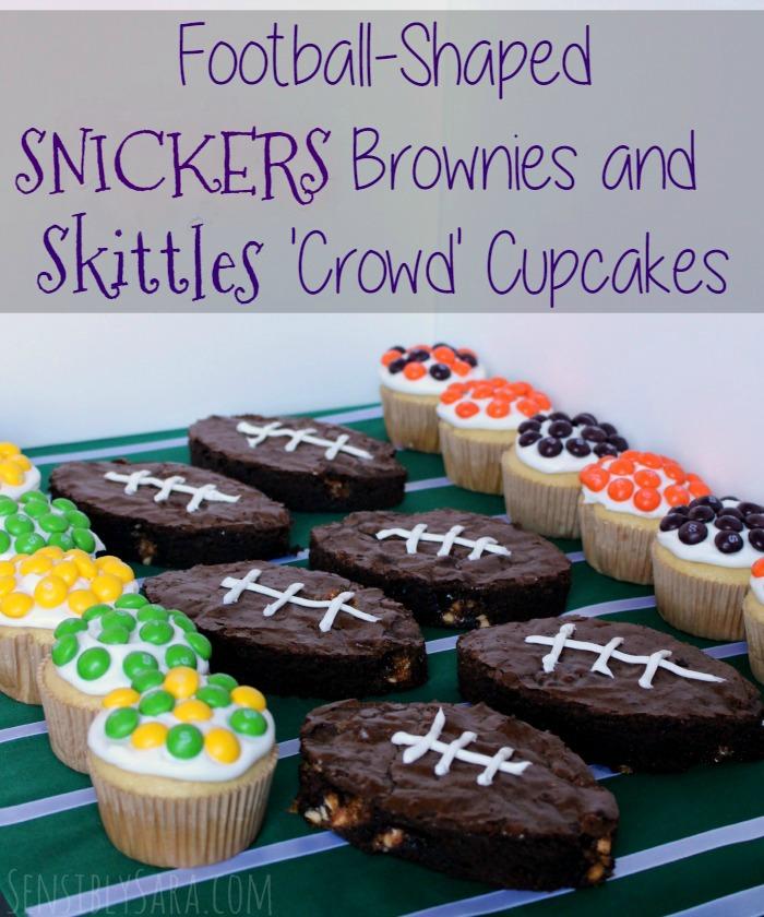 Football-themed Snacks #shop | SensiblySara.com