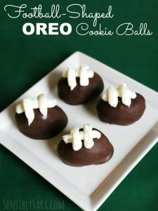 OREO Cookie Balls – Perfect for Football Season! #ad #OREOCookieBalls