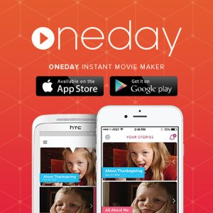 OneDay – Instant Movie Maker App #ad #loveoneday