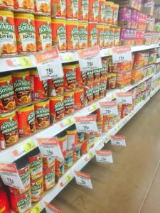 Chef Boyardee on Rollback at Walmart #ad #LowPriceMeals