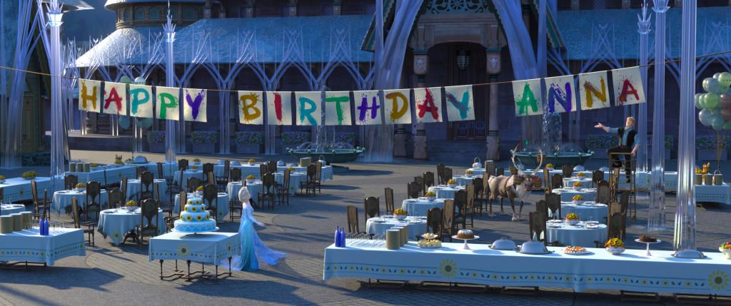 FROZEN FEVER - Anna's Birthday