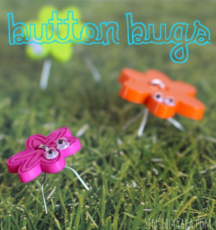 Button Bugs | SensiblySara.com