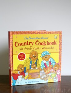 Kids in the Kitchen: The Berenstain Bears' Country Cookbook