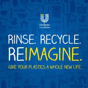 Rinse, Recycle, Reimagine for a Bright Future #ReimagineThat
