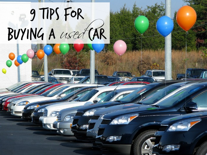 tips to remember when buying a used car 11 essential things to know before buying a used car a used car from an individual, remember that you'll bought a used car do you have any tips about.