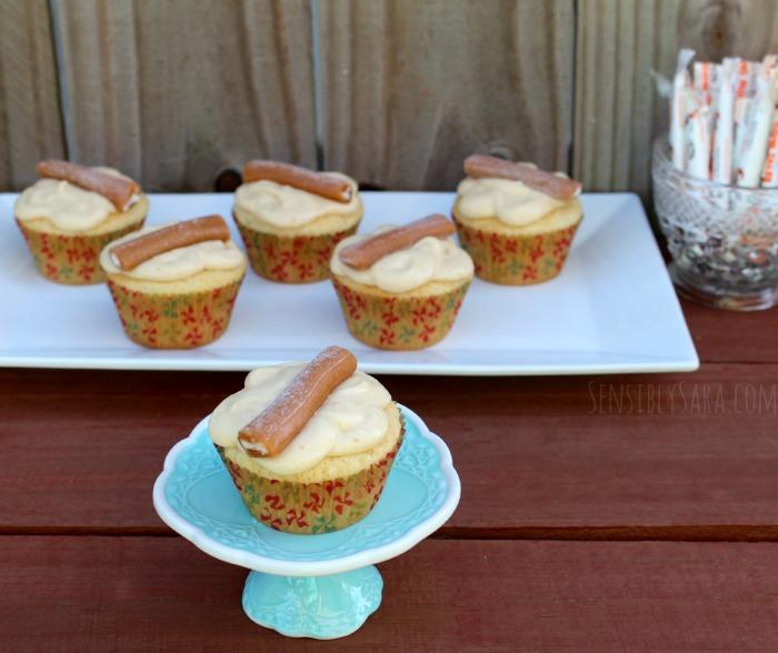 Vanilla Buttermilk Cupcakes | SensiblySara.com