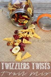 Make Twizzlers Twists Trail Mix for Your Next Road Trip #ad #TwizzlersSummer