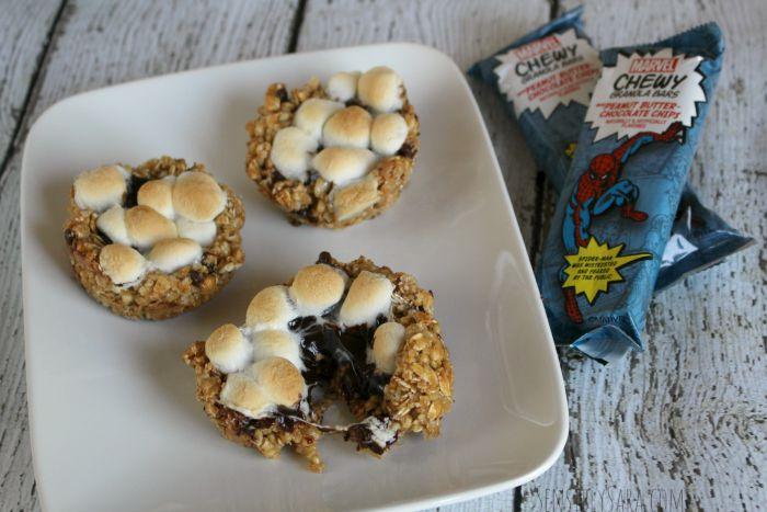 Hot Fudge Mini Pies   SensiblySara.com