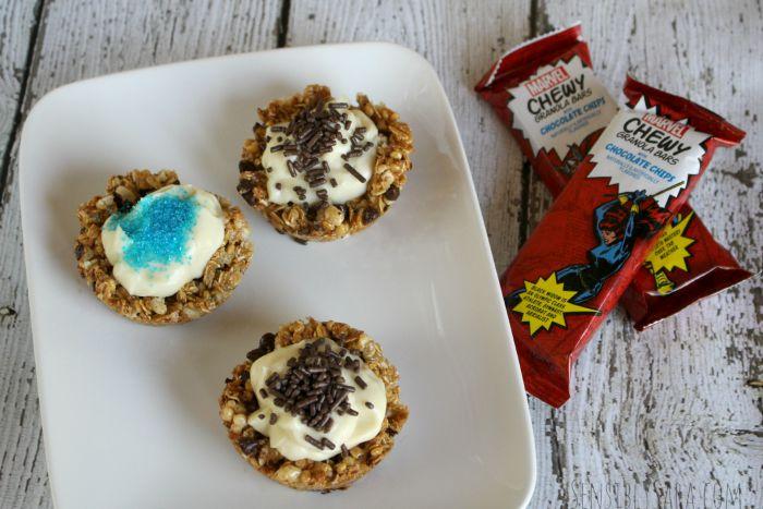 Vanilla Pudding Mini Pies   SensiblySara.com