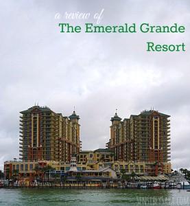 The Emerald Grande in Destin Florida #HWVDestin