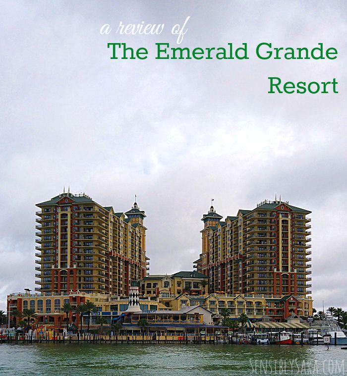 The Emerald Grande Destin #EmeraldCoasting | SensiblySara.com