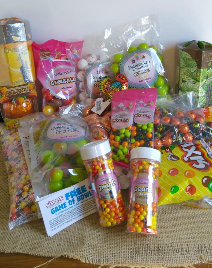 Autumn Sweetworks Candy | SensiblySara.com