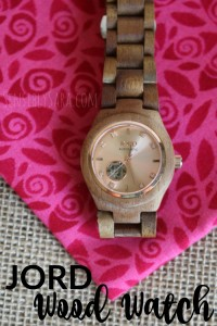 JORD Wood Watches Review: Cora Koa & Rose Gold