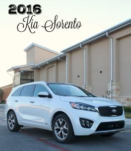 Kia Sorento and its Top 5 Features {Review} #DriveKia