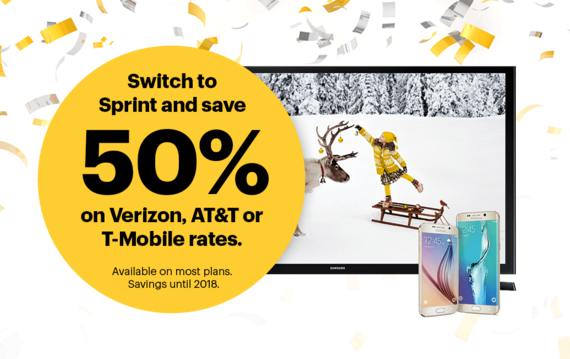 Sprint Competitor Rate Plans