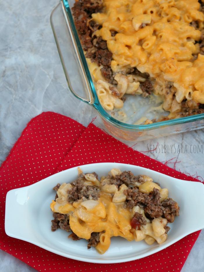 Kraft Taco Bake | SensiblySara.com