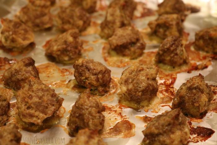 Meatballs | SensiblySara.com