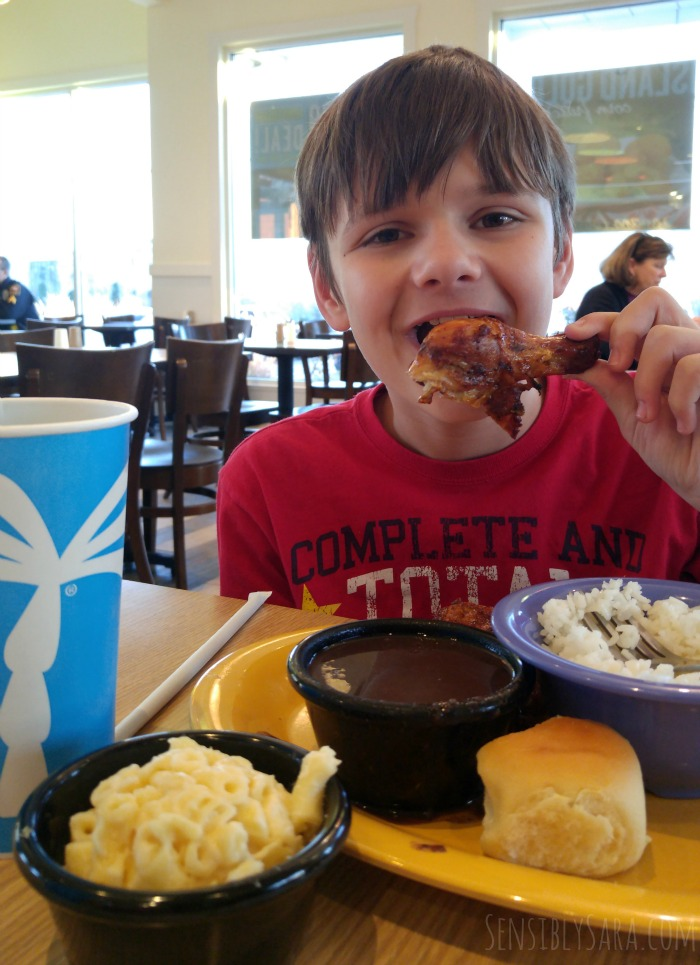 Pollo Tropical Kids Eat Free Tuesdays | SensiblySara.com