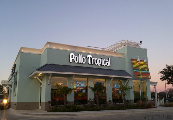 Pollo Tropical Restaurant | SensiblySara.com