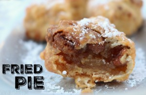 Fried Pie Recipe using EDWARDS® Georgia Pecan Pie [AD] #EasterMadeEasy