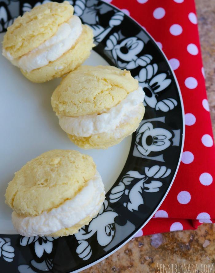Dole Whip Cookies   SensiblySara.com