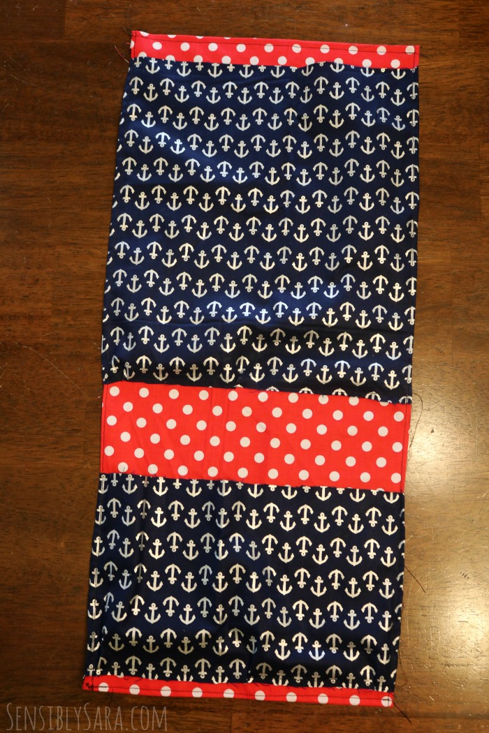 Go Bag Sewn Together | SensiblySara.com