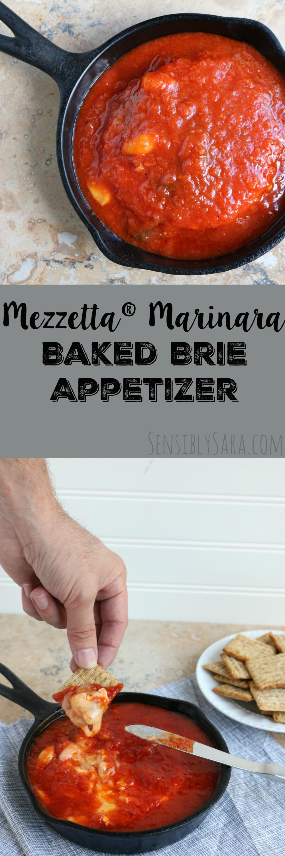 Baked Brie Appetizer Recipe | SensiblySara.com