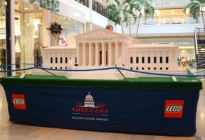 LEGO® Americana Roadshow in San Antonio at North Star Mall