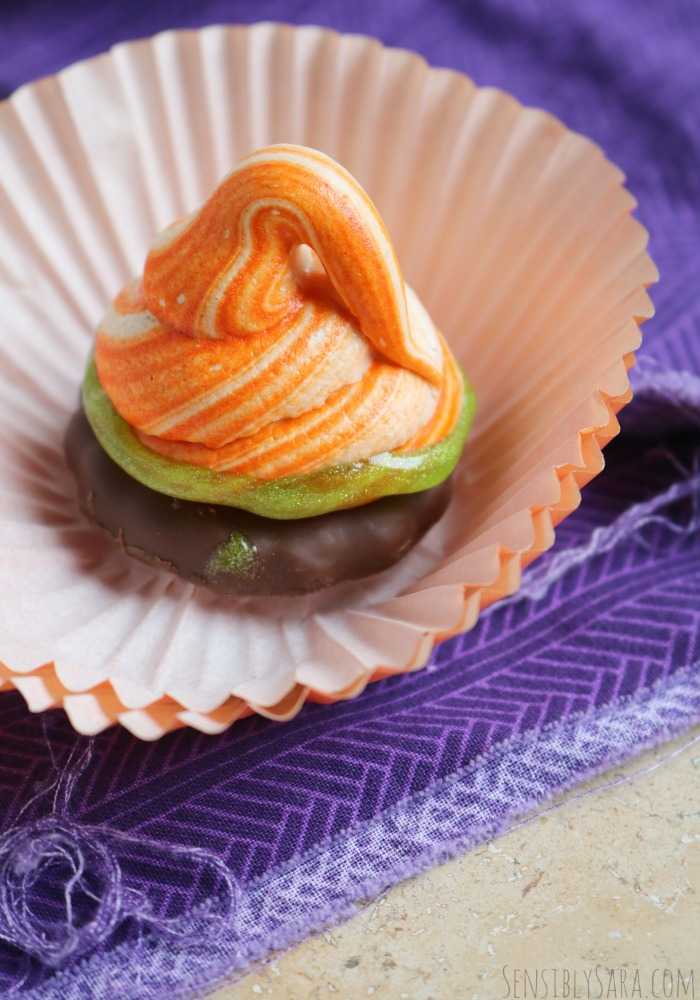 Halloween Meringue Recipe | SensiblySara.com