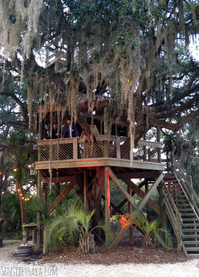 5 Story Tree House at Palmetto Bluff | SensiblySara.com