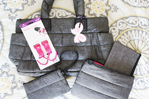 CiPu Diaper Bag from Amazon.com | SensiblySara.com