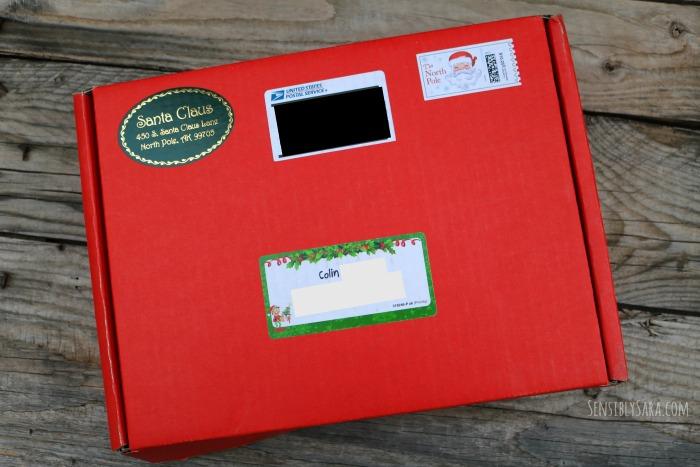 PackagefromSanta.com | SensiblySara.com