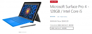 Microsoft Surface Pro: the Perfect Tablet for on the Go + Huge Savings & Giveaway