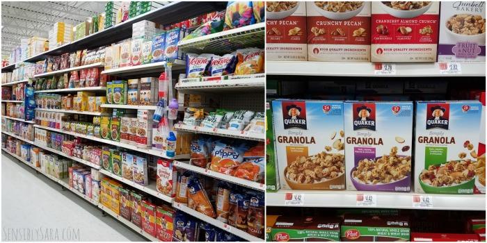 Quaker Simply Granola at Walmart | SensiblySara.com