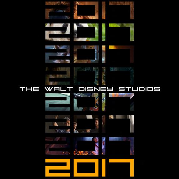 2017 Disney Movies