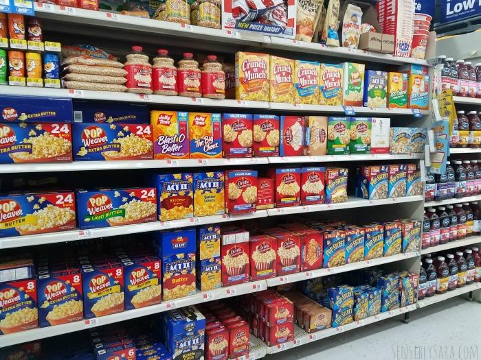 Orville Redenbacher Popcorn at Walmart | SensiblySara.com
