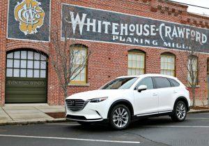 Adventure in the Mazda CX-9 {Car Review} #DriveMazda