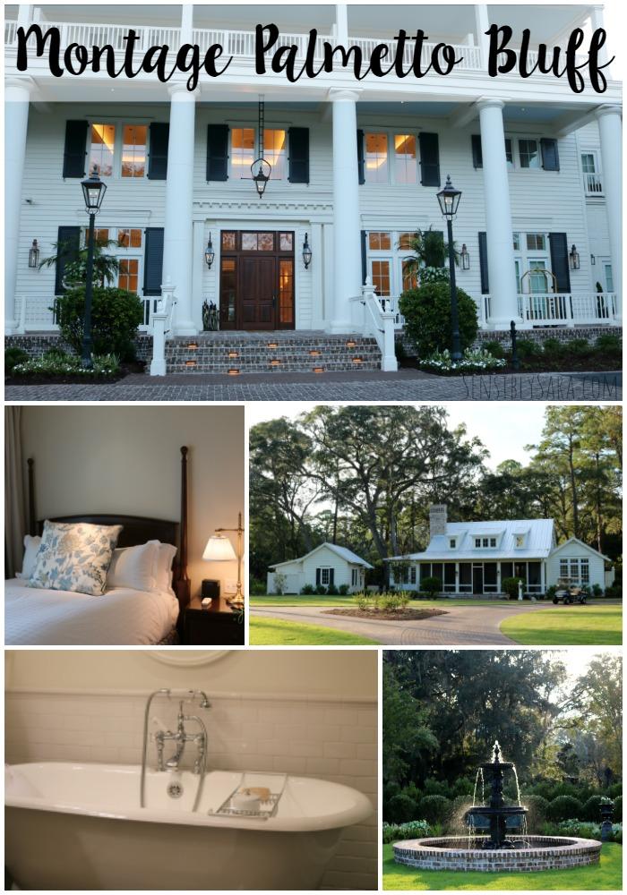 Guide to Montage Palmetto Bluff - South Carolina Resort | SensiblySara.com