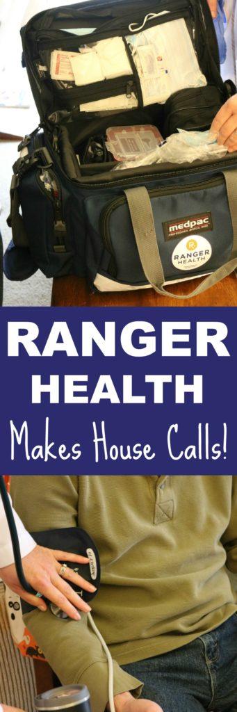 Ranger Health House Calls in San Antonio | SensiblySara.com