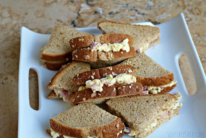 Food for a Crowd | SensiblySara.com
