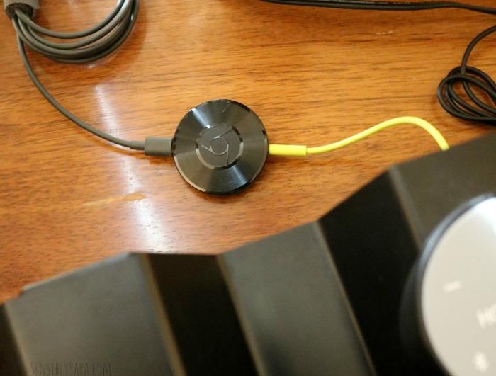 Chromecast Audio | SensiblySara.com