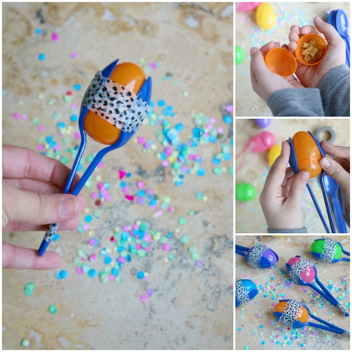 DIY Maracas Instructions | SensiblySara.com
