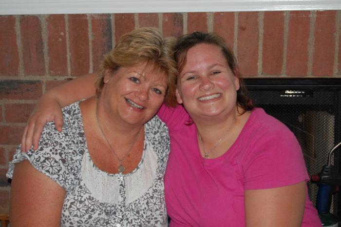 Mom and I | SensiblySara.com