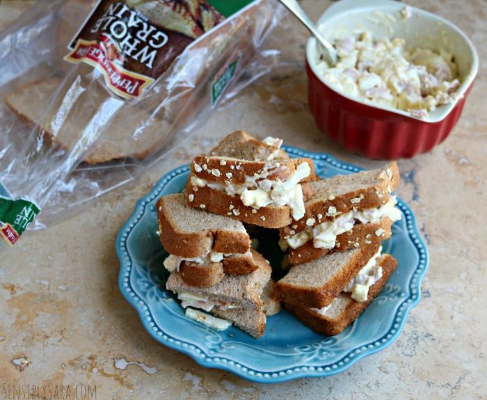 Egg Salad Sandwich Recipe | SensiblySara.com