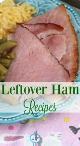 Delicious Leftover Ham Recipes for Days after the Holidays!