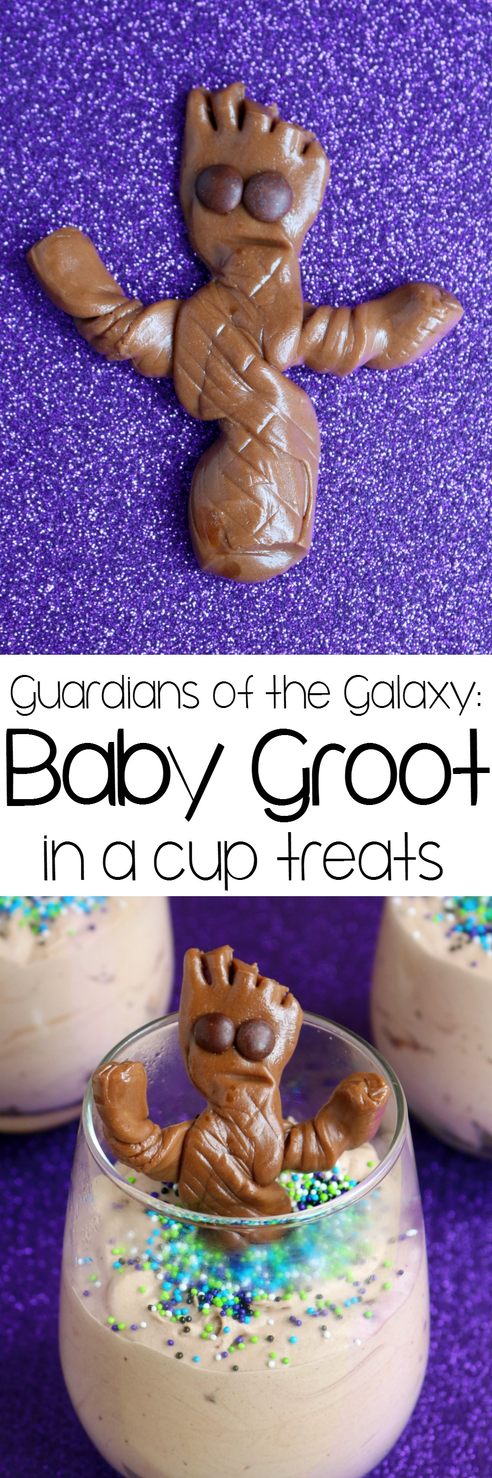 Guardians of the Galaxy Baby Groot Treats | SensiblySara.com
