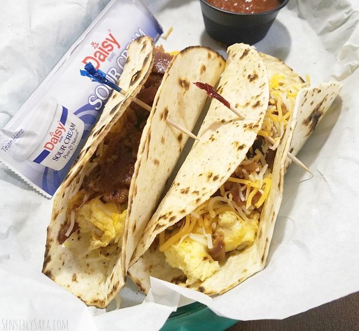 Medina Highpoint Breakfast Tacos | SensiblySara.com