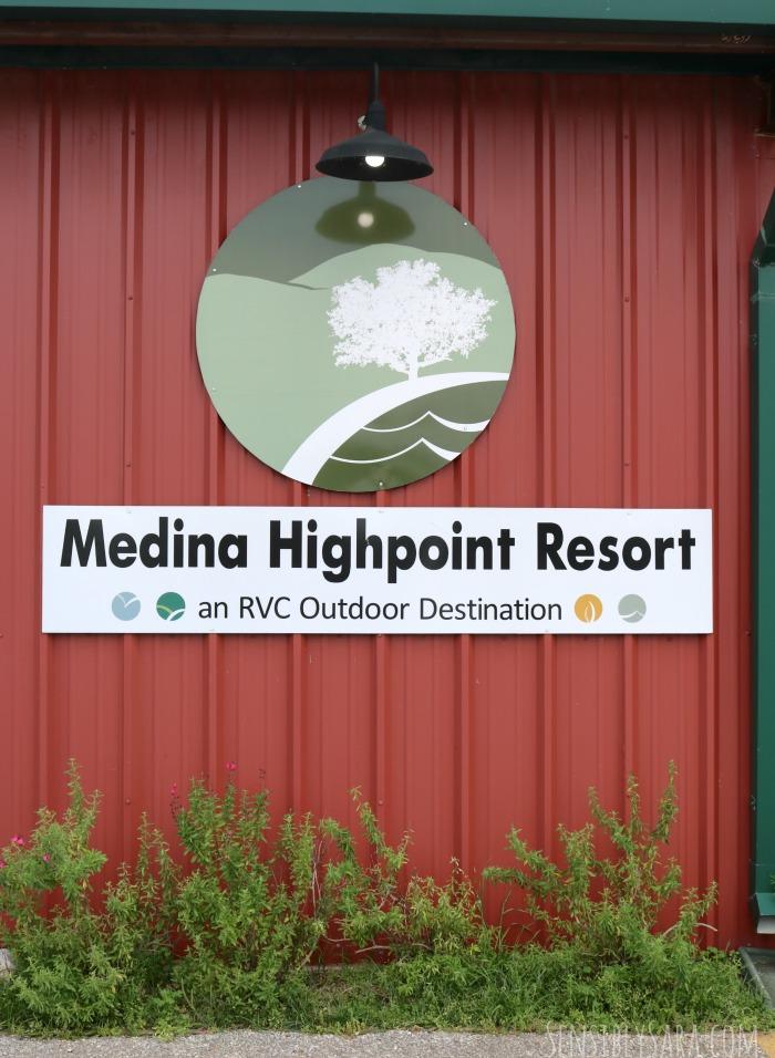 Medina Highpoint Resort | SensiblySara.com